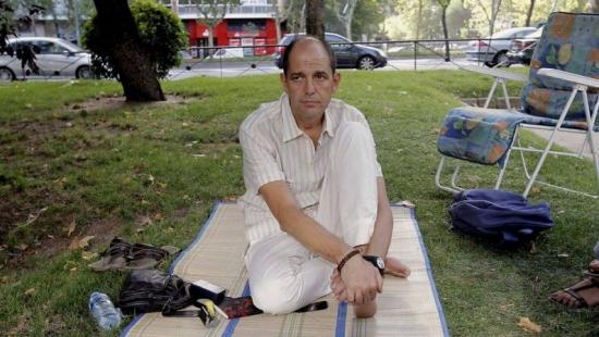 Мэр испанского города госпитализирован после 87-дневной голодовки