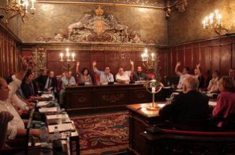 Еще один каталонский город провозгласил себя суверенной территорией