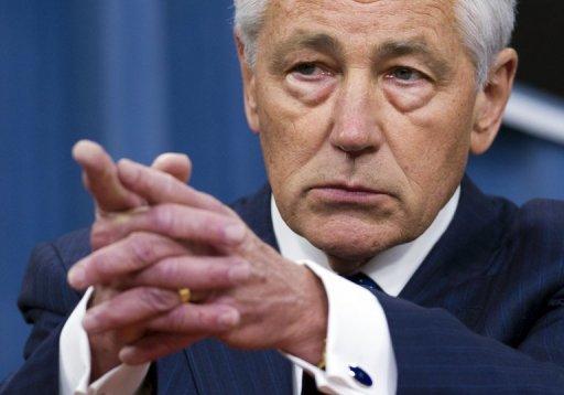 Что американский министр обороны сказал своему израильскому коллеге о нападении США на Сирию ?