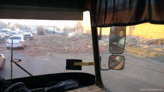 Сильные разрушения в одном из цехов челябинского цинкового завода - фото (ЧЦЗ - CHZN). Ждем снижения с открытия?