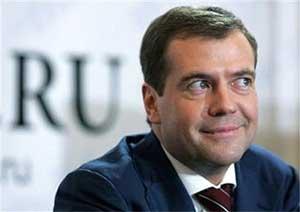 Отставка правительства Медведева может произойти 7 мая
