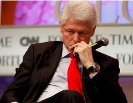 Клинтон объявил о начале рецессии в США