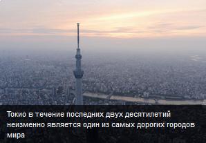 Названы самые дорогие и самые дешевые города мира 2013