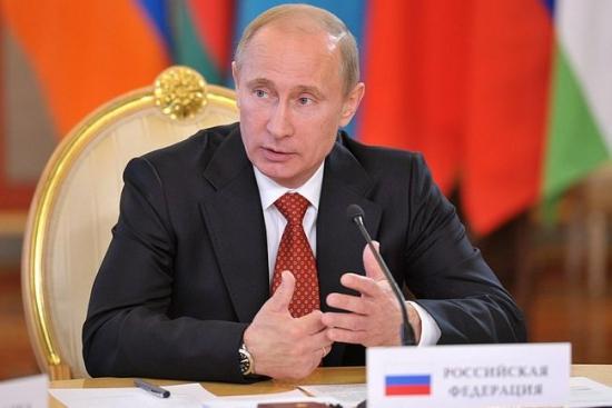 Экономика России от президента