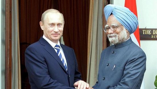 Россия готовит мега-сделку с Индией после эпического газового соглашения с Китаем