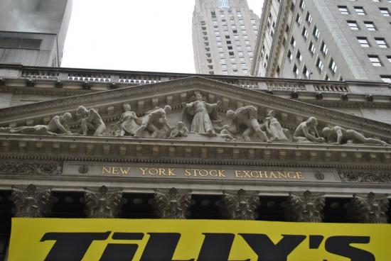 Давно обещаный отчет из Нью Йорка