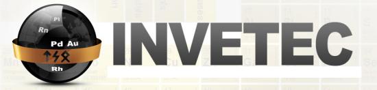 Логотип INVETEC