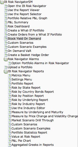 Тендер на обучение IB Risk Navigator