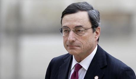 Выступление Президента ЕЦБ Драги 18.02.13
