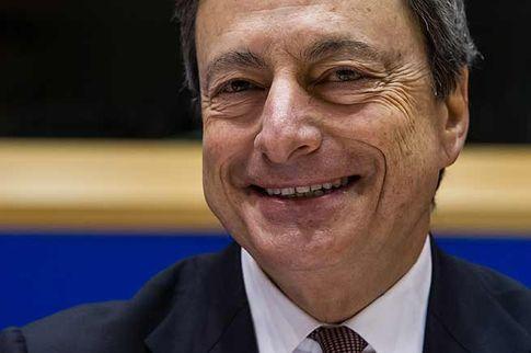 Выступление Президента ЕЦБ Драги 22.08.14
