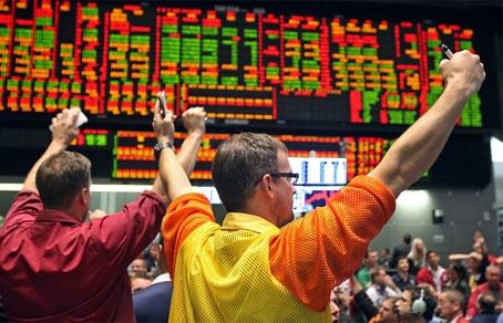 S&P впервые за свою историю преодолел отм.2000.