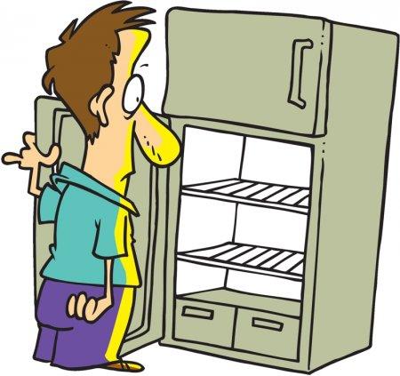 Есть нечего! вааапще нечего.. холодильник пустой... Совсем плохо все...Помогите..