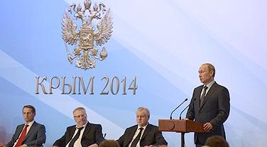 Путин: Россия будет делать все возможное для прекращения конфликта на Украине