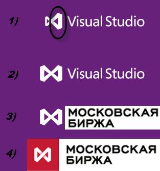Инструкция по созданию логотипа Московской биржи