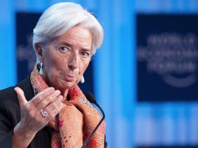 сегодня или на выходных ожидается объявление о расширении Фонда МВФ