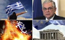 Полдень на мировых финансовых рынках: Греческие банки падают на 20%, доходности Франции стабильны, Испания продолжает разочаровывать