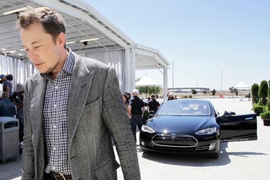 О электромобилях и героях нашего времени..
