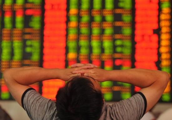 Биржевая паника в Китае, торги приостановлены