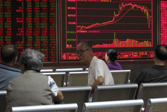 Обвал рынков в Китае: новые рекордные потери