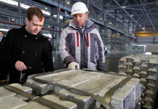 Обвал рубля: российская компания Русал получила рекордный доход