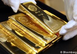 Золото теряет блеск в условиях восстановления экономики США.