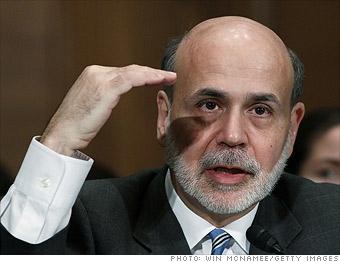 """""""Вертолетчик"""" Бернанке против золотого стандарта."""