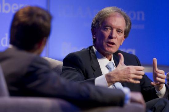 """ФРС """"может намекать» на QE3 на своем собрании 25 апреля, написал Бил Гросс  в Twitter."""