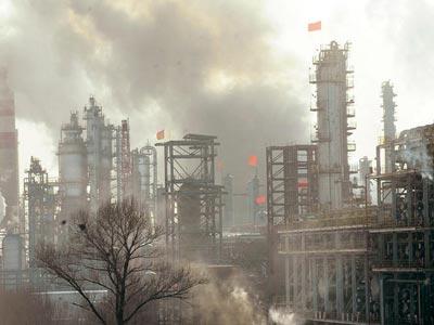 Китай задыхается без российского газа.