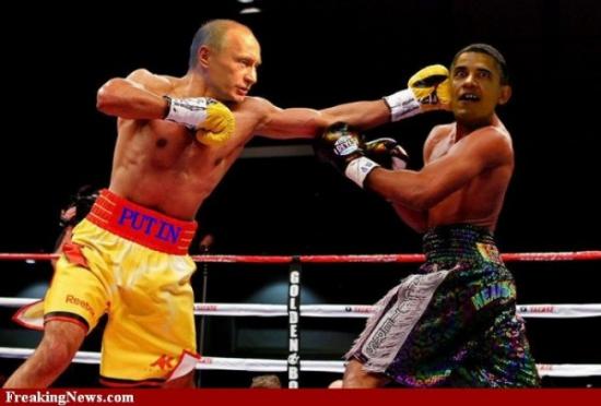 Ответные санкции России в отношении США... оперативно
