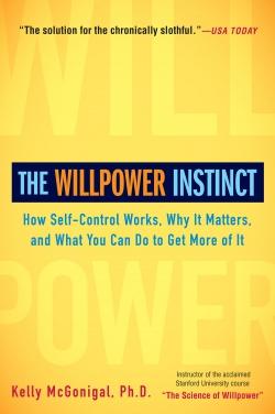 """Книга """"The Willpower Instinct"""" о самодисциплине"""