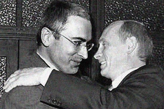 Ходарковский покидает колонию на вертолете или о том кто нами правит