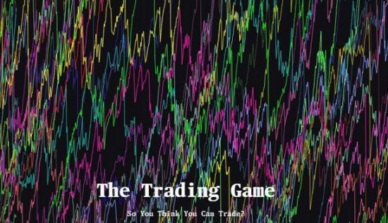 Игра The Trading Game от Блумберг