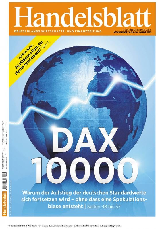 2013 год - будет годом обвала мировых рынков?...