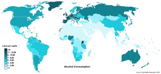 Карта мира. Цена жизни.