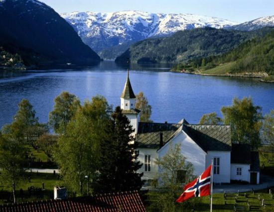Государственный пенсионный фонд Норвегии - в России?