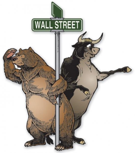Что лучше, быть медведем или быком?