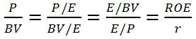 Простая формула?