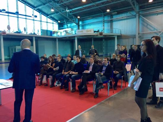 Впечатления от Дня Петербургского инвестора. 18 апреля 2015 года.