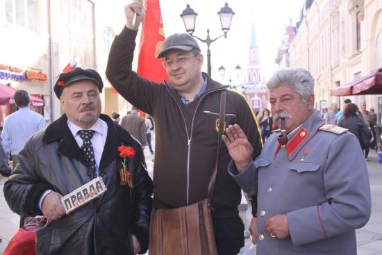 Мой Сталин.