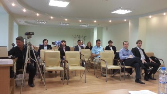 Годовое собрание акционеров Арсагеры.