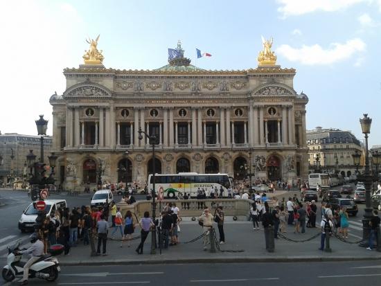 Прокатился, путешествия, Франция
