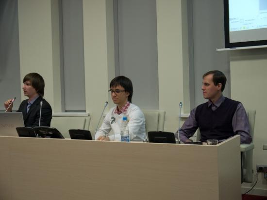 Алексей Горбунов, Александр Муханчиков, Михаил Сухов