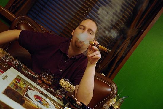 Воскресный сигарный клуб (неформально о рынке)