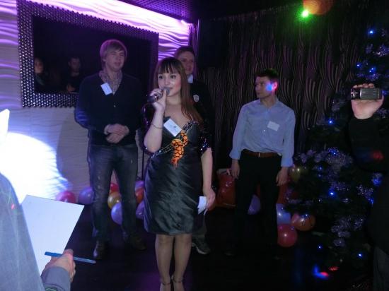 Мультитрейдерская Ёлка 2013. ФОТО.