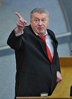 Пятница! 25 апреля - Владимиру Жириновскому исполнилось 67 лет.