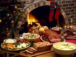 Ёлка 21 декабря 2013 в 19:00: Еда и выпивка!