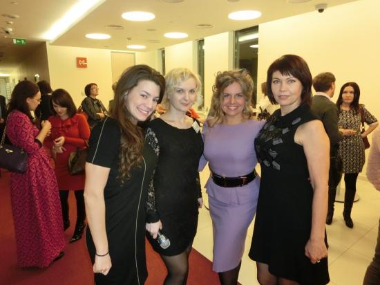 InvestInna, Анна Невмержицкая, Зотова (Яроцкая) Майя, Татьяна Лукашевич