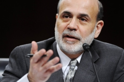 Речь председателя ФРС Бена Бернанке