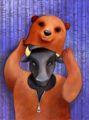 Вот вам и медведь!