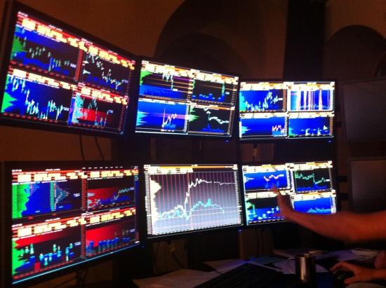 8 восьми мониторный терминал volfix обучение торговли с помощью объемного анализа рынка